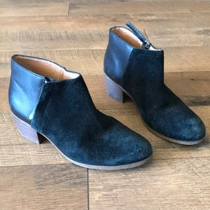 Madewell boots in size 6